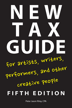The New Tax Guide for Artists of Every Persuasion